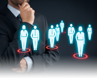 Leistungen der Advalco: Personalberatung, Personalvermittlung & Executive Search