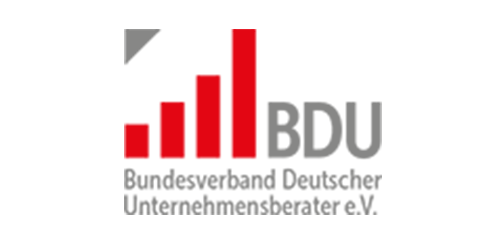 Logo BDU - Partner der Advalco GmbH & Co.KG