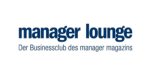 Logo manager lounge - Partner der Advalco GmbH & Co.KG