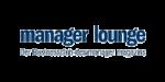 Logo manager lounge - Partner der Advalco GmbH & Co.KG